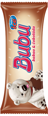 Bubu - Sweety Ice - honest Slovak popsicles
